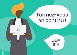 Formation DDA IAS avec campus.babylon.fr - organisme de formation dans les métiers du crédit et l'assurance